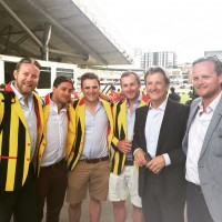 IVCC with Mark Nicolas at Lord's, July 2016