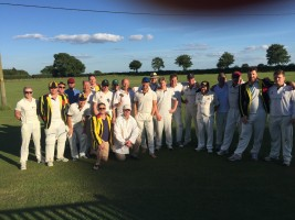 IVCC and the Vice Presidents Invitation XI, Sun 2nd Jul 2017 @ Preston Capes