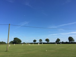 IVCC v Vice Presidents Invitation XI, Sun 2nd Jul 2017 @ Preston Capes