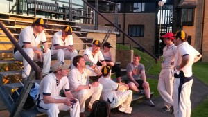 Post-match debrief: IVCC vs Wiley-Blackwell, May 2015