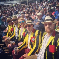 IVCC @ Edgbaston, Eng v. WIndies, 2017